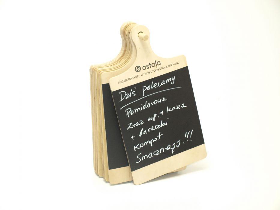 Karta menu marker 1