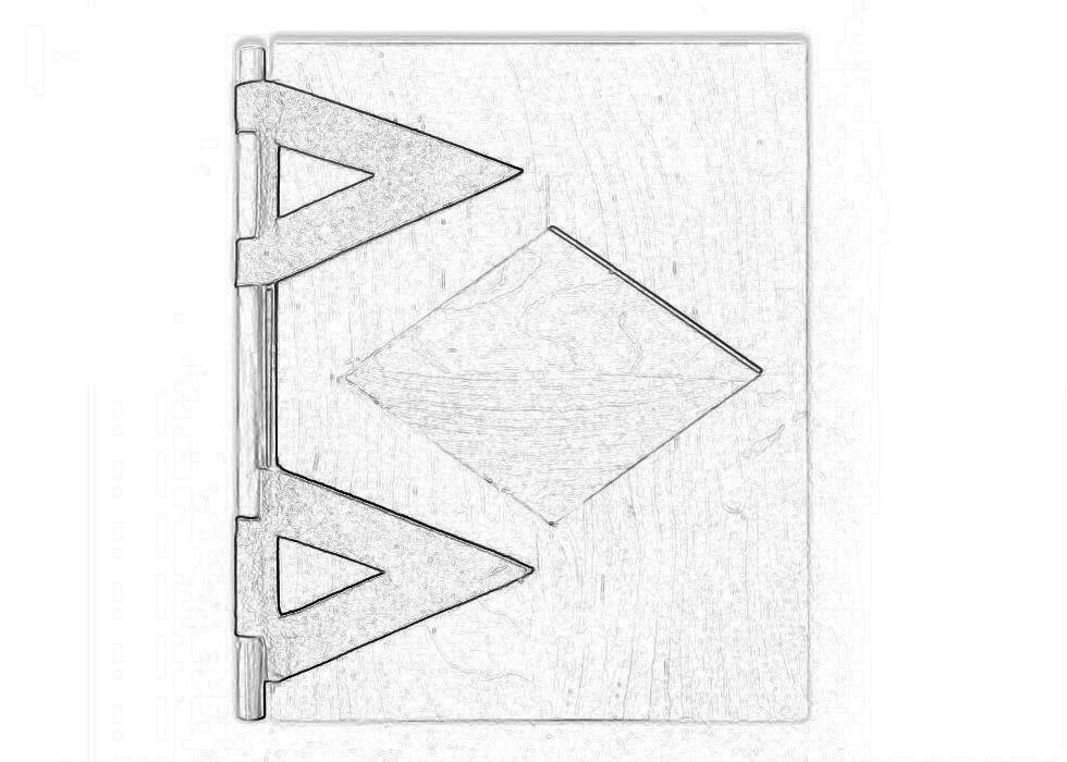 karty karta menu z drewna 10