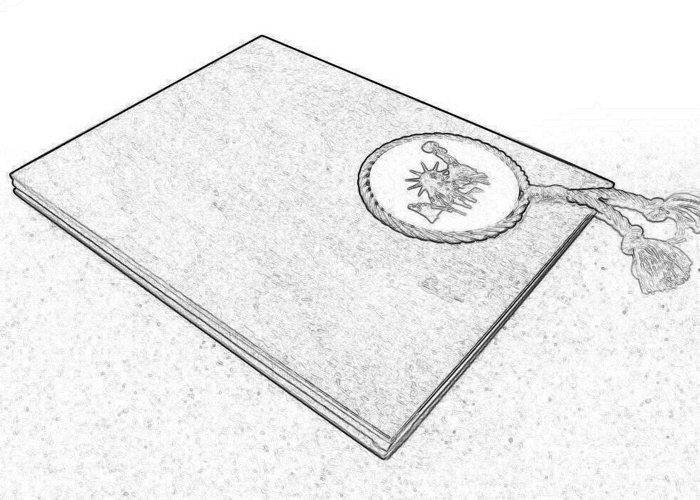 karty karta menu z drewna 2